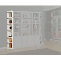 Boca Outside Corner Bookcase Product Image