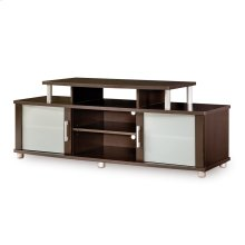 TV Stand for TVs up to 50'' - Chocolate