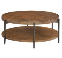 Bedford Park Round Mango Coffee Table
