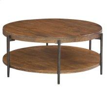 Bedford Park Round Mango Coffee Table