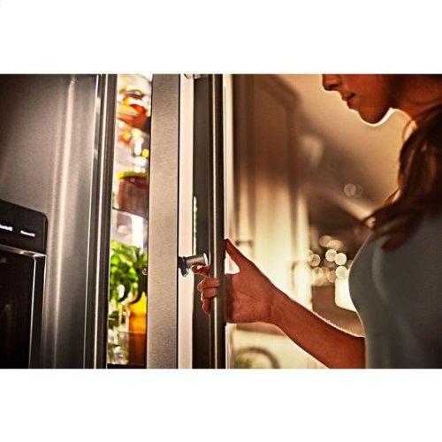 KitchenAid® 23.5 cu. ft. 36 - Stainless Steel