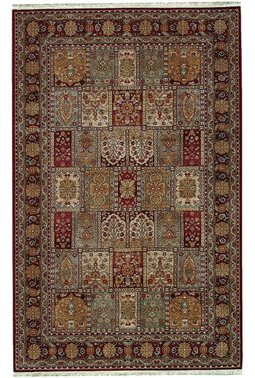 Bakhtiyari - Rectangle 8ft 8in x 10ft
