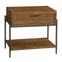Bedford Park Single Drawer Night Stand Product Image