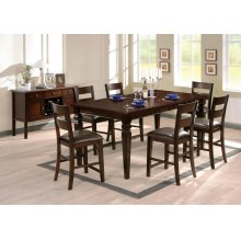 """Gibson Table w/Two 18"""" Leaves"""
