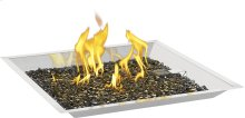 """24"""" Square Patioflame® Burner Kit , Stainless Steel , Propane"""