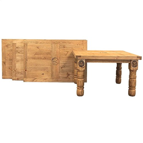 5' Dining Table W/Star