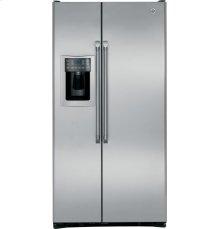GE Café Series 24.6 Cu. Ft. Counter-Depth Side-by-Side Refrigerator