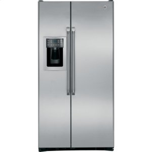 CafeGE Series 24.6 Cu. Ft. Counter-Depth Side-by-Side Refrigerator