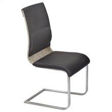 Veneta Side Chair in Washed Oak, 2pk