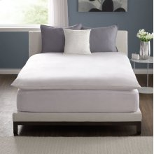 Queen Basic Mattress Topper Protector Queen