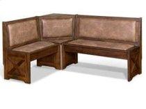 Savannah Bench/ Long & Corner/ Back, Cushion Seat & Back Product Image
