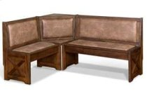 Savannah Bench/ Long & Corner/ Back, Cushion Seat & Back Product Image
