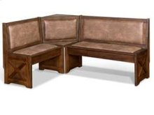 Savannah Bench/ Short & Corner/ Seat, Cushion Seat & Back