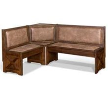 Savannah Bench/ Long & Corner/ Back, Cushion Seat & Back