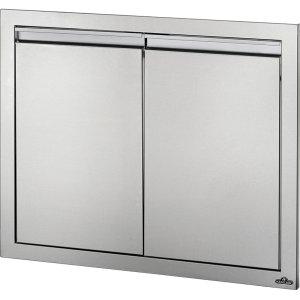 """Napoleon Grills30"""" x 24"""" Double Door , Stainless Steel"""
