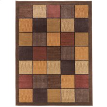 Exceptional Designs by Flash Patchwork 5'2'' x 7'2'' Rug