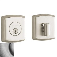 Matte Antique Nickel Soho Deadbolt