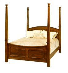 Jamestown Square Poster Queen Bed