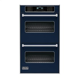 """Viking Blue 30"""" Double Electric Touch Control Premiere Oven - VEDO (30"""" Wide Double Electric Touch Control Premiere Oven)"""