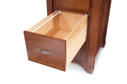 MaRyan File Cabinet, M Ryan File Cabinet, 4-Drawer