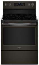 5.3 cu. ft. Freestanding Electric Range with Fan Convection Cooking Product Image