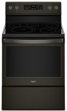 5.3 cu. ft. Freestanding Electric Range with Fan Convection Cooking