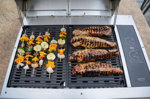 Texan Electric Grill