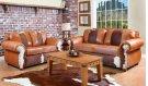 Rawhide Sofa Set Product Image