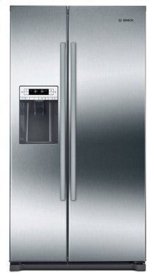 """300 Series 36"""" Counter-Depth Sidy by Side Refrigerator 300 Series - Stainless Steel B20CS30SNS B20CS30SNS"""
