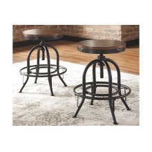 Swivel Barstool (2/CN)