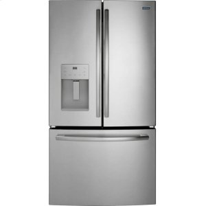 CrosleyCrosley Bottom Mount Refrigerator - Stainless Steel