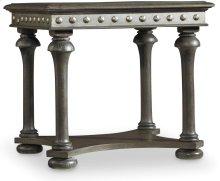 Vintage West Rectangle End Table