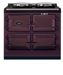 Aubergine 3-Oven AGA Cooker (gas) Cast-iron range cooker