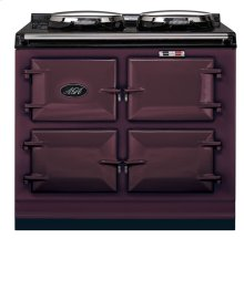 Aubergine 3-Oven AGA Cooker (gas) Cast-iron range cooker
