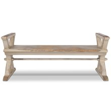 Replica Antique X Bench