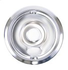 6 inch Chrome electric range burner bowl Product Image