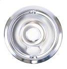 6 inch Chrome electric range burner bowl Product Image