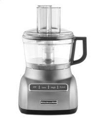 KitchenAid® 7-Cup Food Processor - Contour Silver