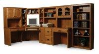 Classic Office Base Unit #12, Left Product Image