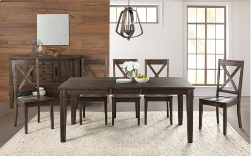 DINING LEG TABLE