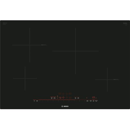 """800 Series 30"""" Induction Cooktop with Home Connect , NIT8069UC, Black Frameless"""