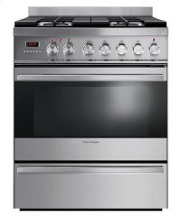 "30"" Dual Fuel Range (USED 2 Years old)"