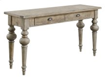 Emerald Home Interlude Sofa Table-sandstone Finish T560-02