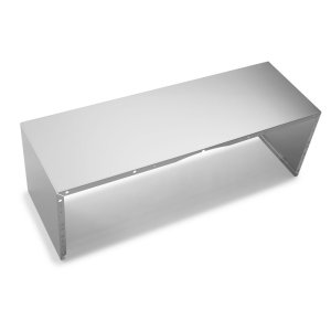 "WhirlpoolFull Width Duct Cover - 36"" Stainless Steel Stainless Steel"