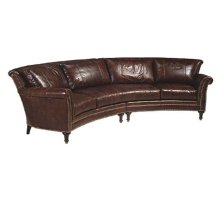 Surrey Leather Sectional