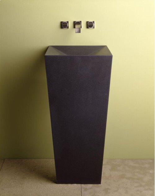 Zero Pedestal Sink