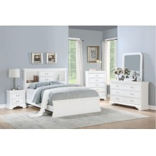 F4715 / Cat.19.p101- NIGHTSTAND WHT MW F9422/F9424
