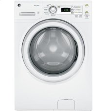 GE® ENERGY STAR® 3.6 DOE Cu. Ft. Capacity Frontload Washer with Stainless Steel Basket