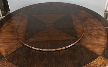 Lazy Susan for Castilian Table - 46""