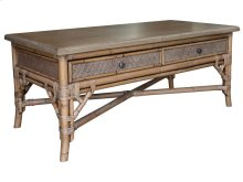 Coffee Table, Available in Classica Natural Finish Only.